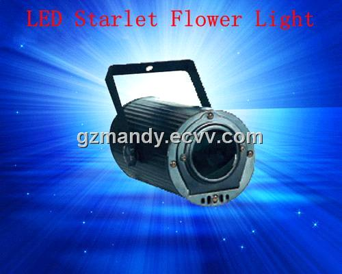RGB DJ LED Starlet Flower Light/LED Light