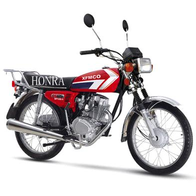125CC Motorcycle (XF125-3) from China Manufacturer
