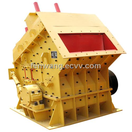 2012 New Impact Crusher