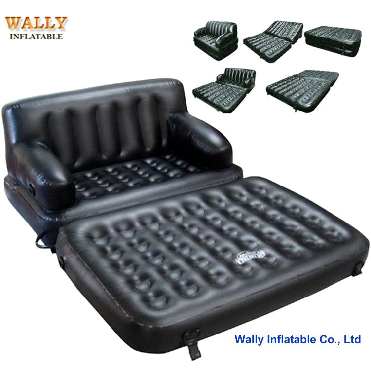 5 In 1 Inflatable Sofa Bed, 5 In 1 Air Sofa Bed, Inflatable Furniture