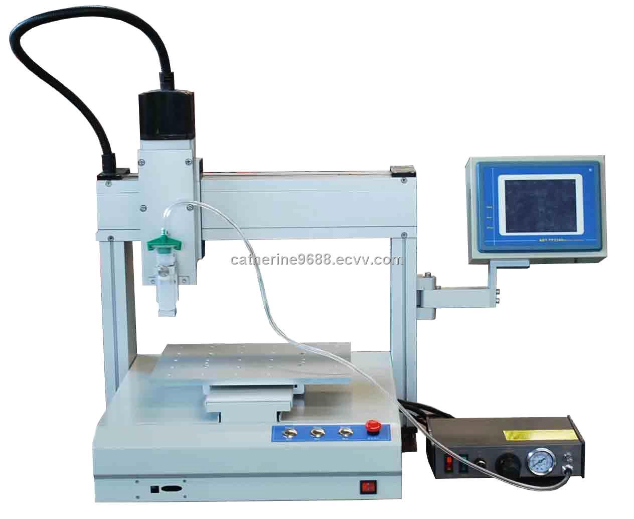 Automated Wood Glue Dispenser ~ Automatic solder paste glue dispenser td purchasing