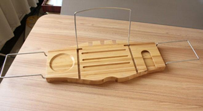 Bamboo Bathtub Caddy purchasing, souring agent | ECVV.com purchasing ...