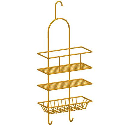 Brass Hanging Shower Caddy purchasing, souring agent | ECVV.com ...