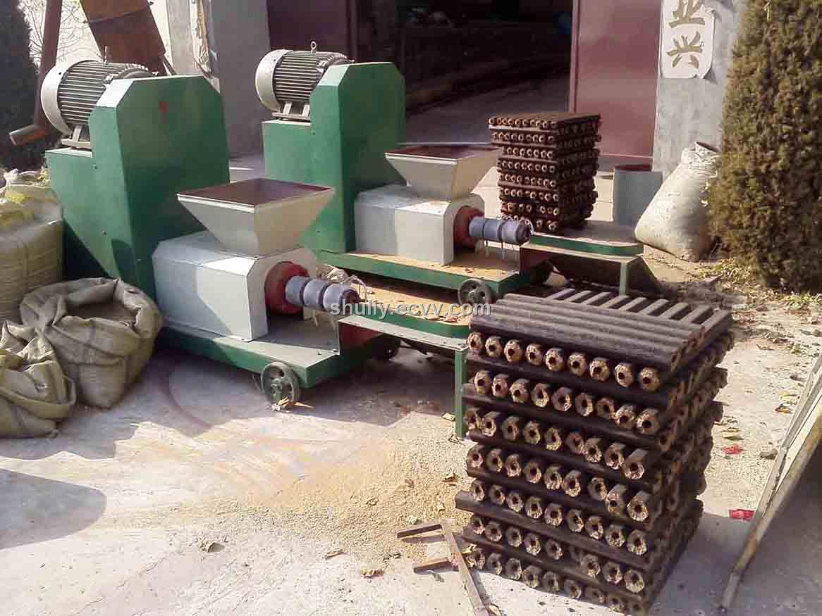 Briquette machine sawdust purchasing