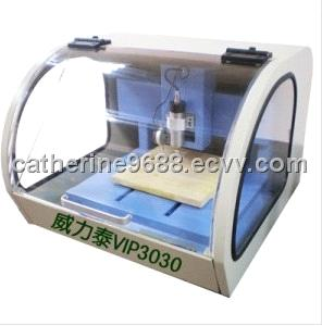 CNC /automatic PCB drilling and milling machine VIP3030 from China
