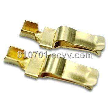 high precision metal brass pressed products