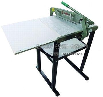 Cutting Machine for Leather and Cloth Specimen TF-089