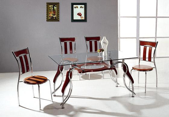 Dining sets include table and chair Modern design dining furniture. & Dining sets include table and chair Modern design dining furniture ...