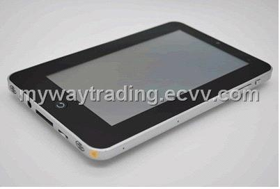 Google Android 2 2 7 inch VIA8650 Flash10 1 Camera Wifi Tablet PC