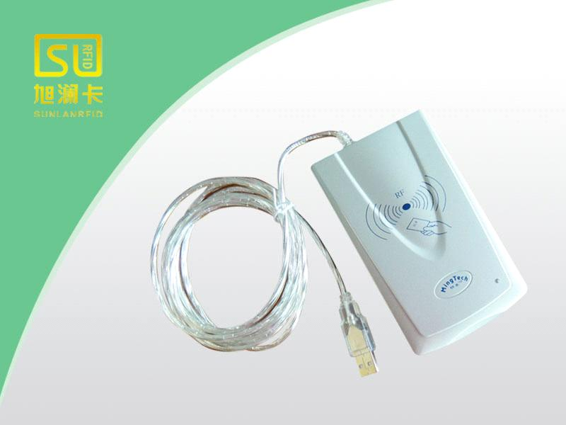 Great promotional card reader URF-R330 Mifare serial from