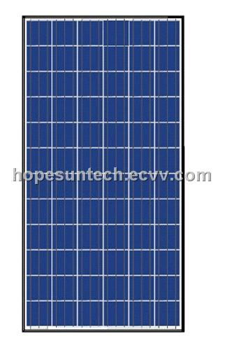 High quality poly solar panel 280w