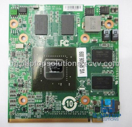 New Nvidia Geforce 9600m Gt G96 630 C1 Ddr2 1gb 128bit