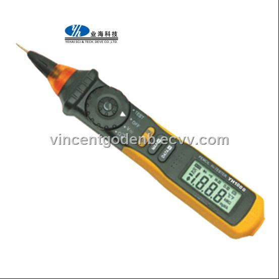 PEN TYPE METER WITH NON-CONTACT AC VOLTAGE DETECTOR