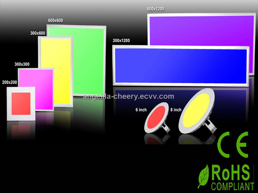 pretty nice afdc7 19049 RGB full color led panel light ,RGB led panel light ,RGB led flat panel