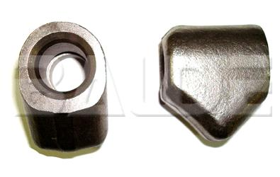 Road Pick Holdes and Bits Round Shank Cutter Holders, Rock