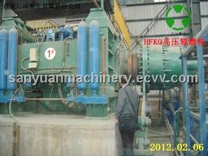 Sanyuan HFKG High Pressure Grinding Rollers