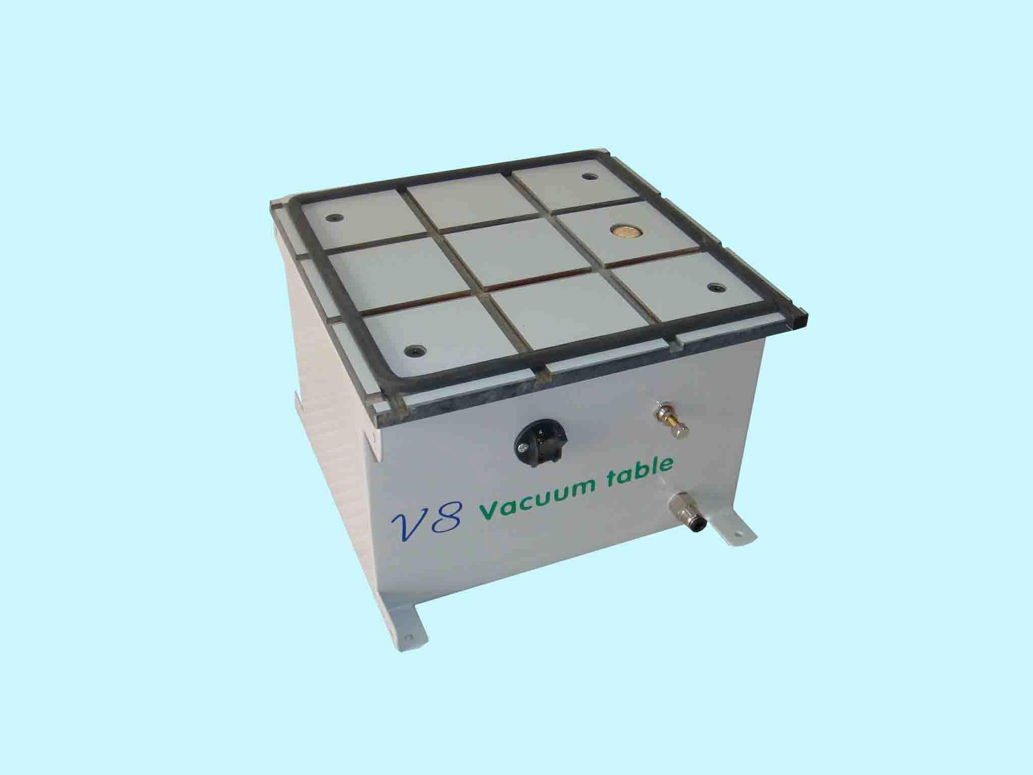 V8 Vacuum Table Woodworking Machine