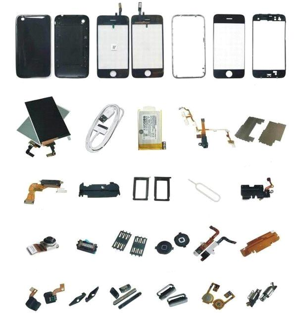 iphone parts wholesale original mobile phone spare parts for 2668