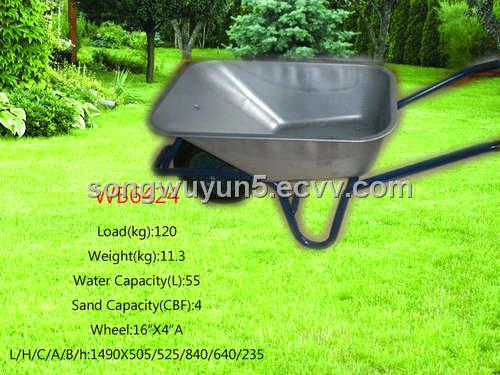 big wheel wheelbarrow heavy duty wheel barrow