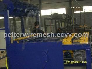 cattle fence machine