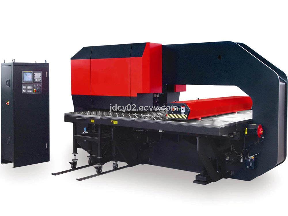 metal sheet hole punch machine