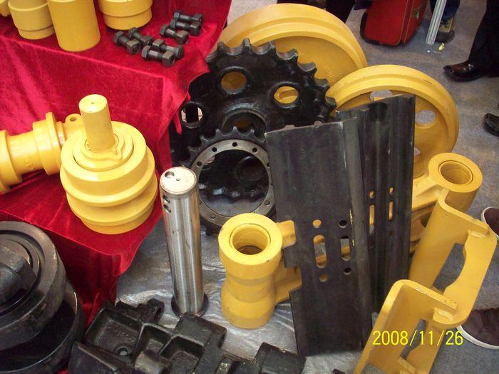 Shantui Bulldozer Undercarriage Parts
