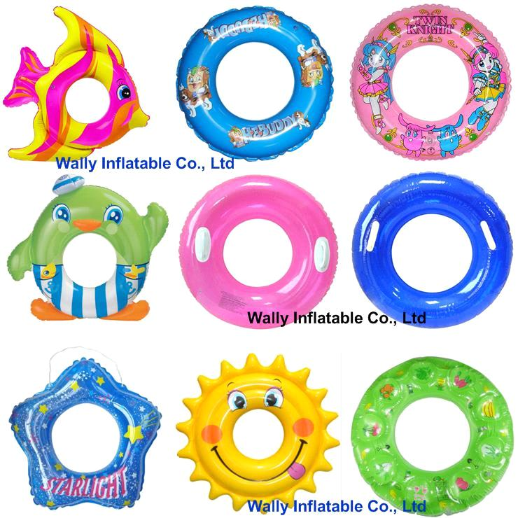 Swim Ring, Inflatable Swim Ring, Swim Float Ring, Inflatable Swim Tube, Duck