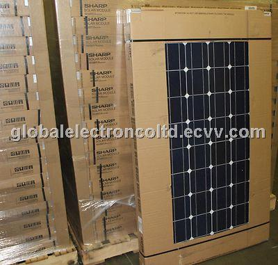 15.98KW NEW Sharp Mono Solar Panel NU-U235F BX .9watt