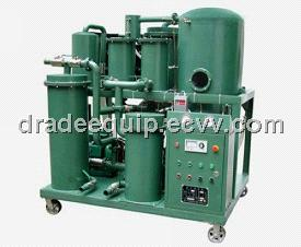 High Vacuum Lubricating Oil Filtration Machine