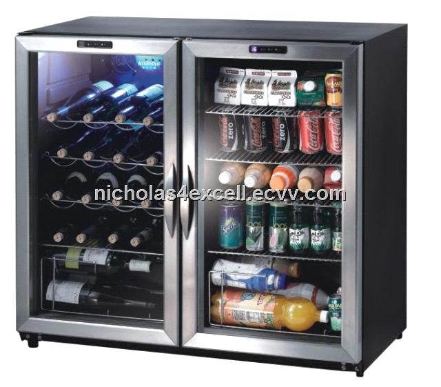 52bottles Wine/beer/beverage Refrigerator