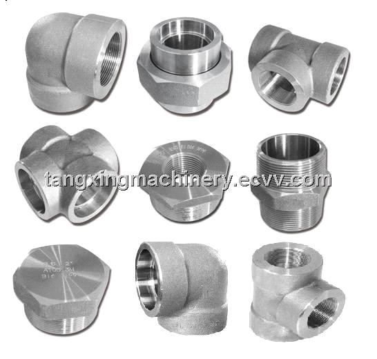 ASTM A105 Forged Fittings