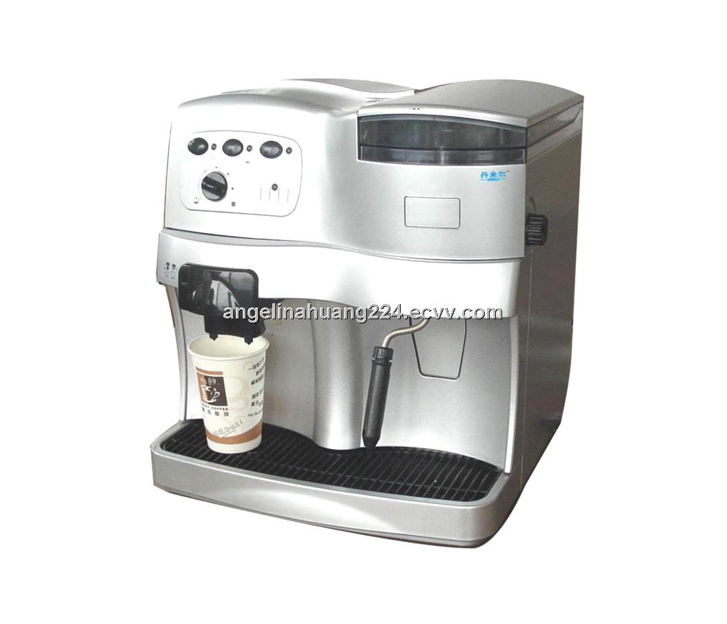 Automatic Grinding Beans Coffee Machine Purchasing