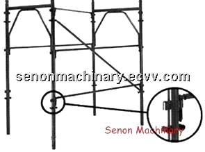 Euro Pin Systems Scaffold