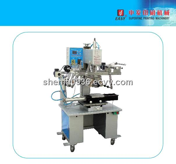 SF-2BC Auto. Plate/ Round Heat-Transfer Machine