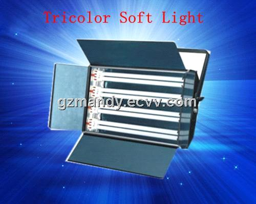 Stage Light Tricolor Soft Light(Four Tube)