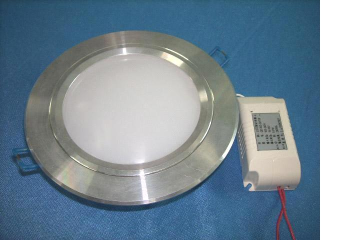 12w 6 inch  LED down light