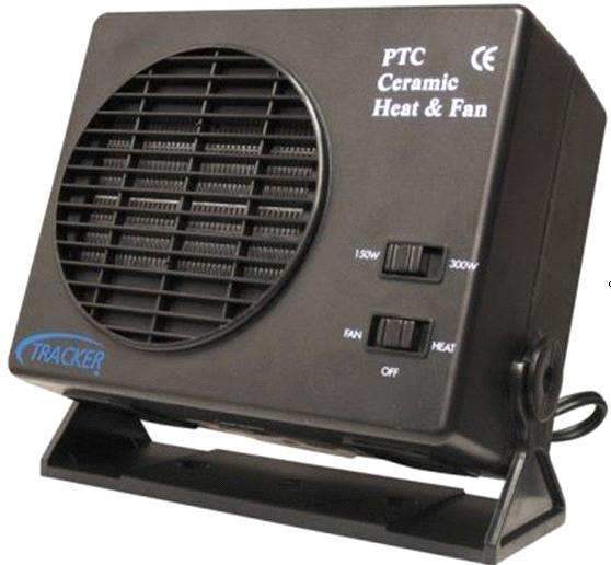 150W/275W PTC 12V Ceramic Heater Fan From China