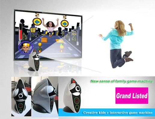 2012 Newest, Game Player/Console  For Family Game