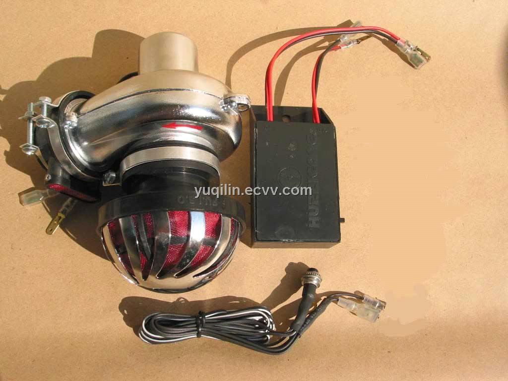 30w Electric Turbo Charger for Motorcycle