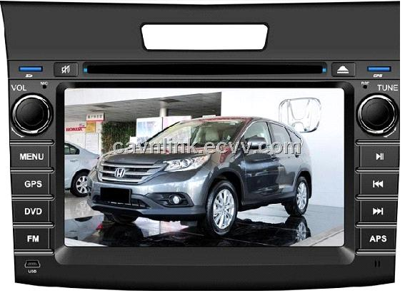 CL-3010,Car GPS DVD Player for HONDA CRV Year 2012; 7'' Screen;