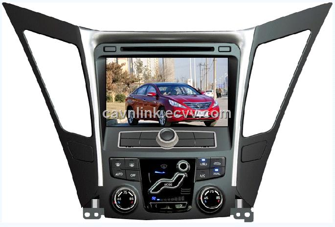 CL-3018,Car GPS DVD Player for Hyundai SONATA; 8'' Screen