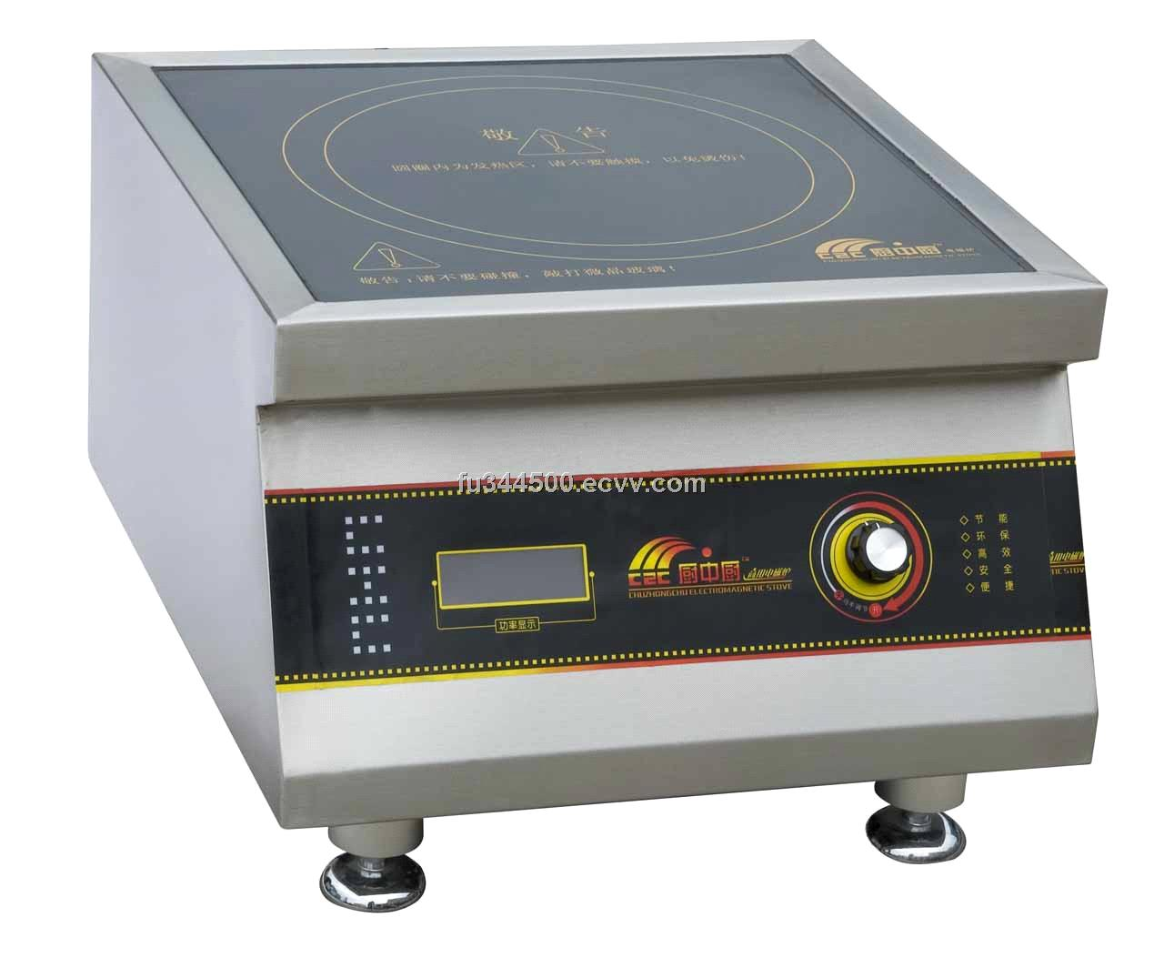 Commercial induction cooker Single Flattop Stove