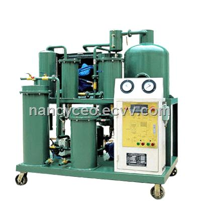 Engine Lube Oil Filtering & Recycling Machine Series Tya