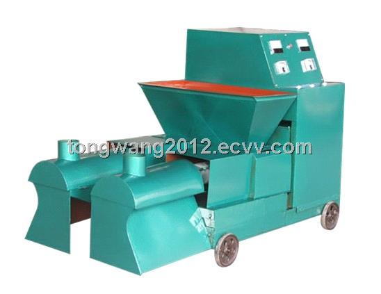 High capacity  wood charcoal machine in China