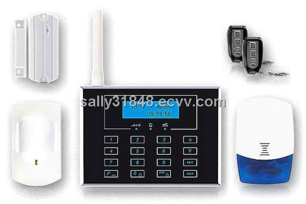 Intelligent GSM House Alarm System with Touch Screen FS-AM221