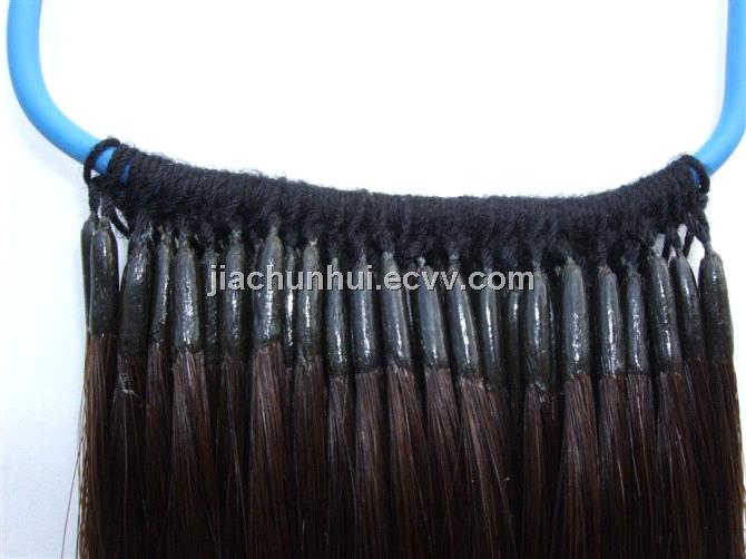 Italian Keratin Silky Straight Stick Tip Hair Extension 08gstrand