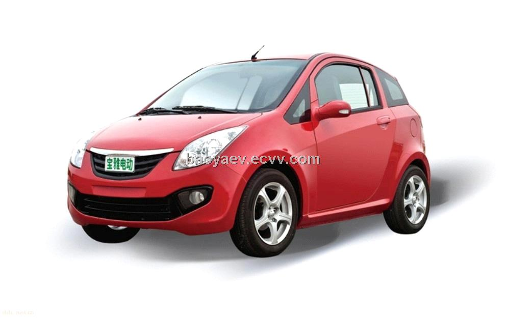 Lithium Battery Electric Car with 10 kW AC Brushless Motor, 105km/h