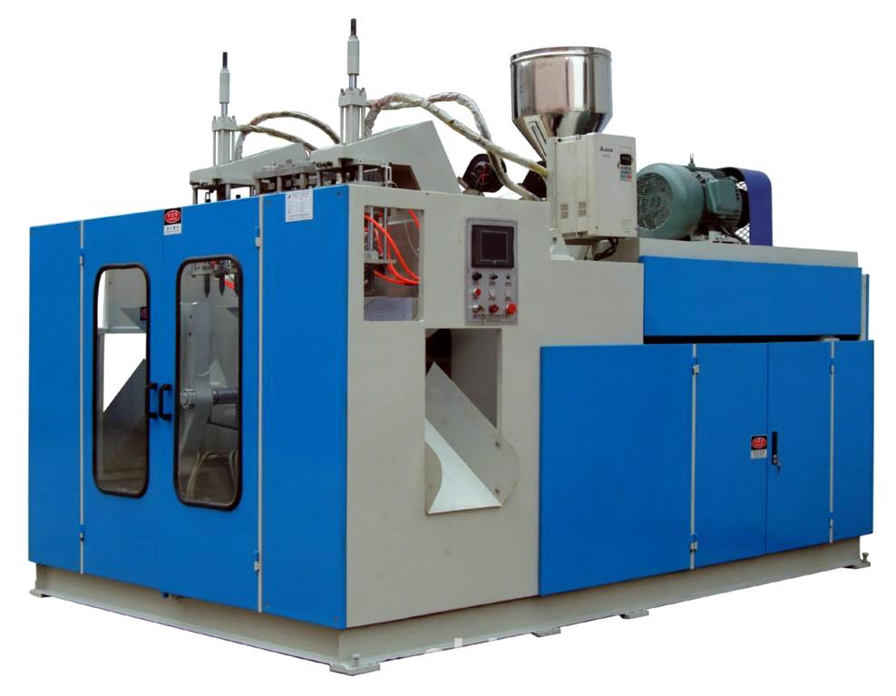 Packaging bottle-blowing cleaning machine