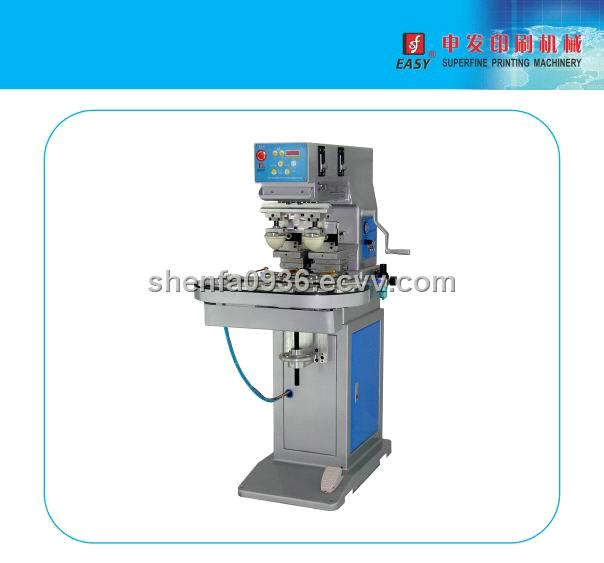 SF-S2/C Two-Colors Pad Printing Machine