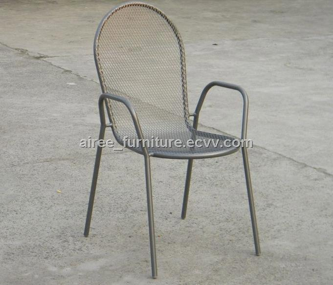 Stacking Mesh Chair